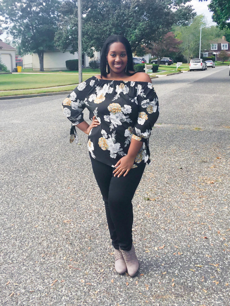 Trendy Plus Size Fall Fashion | The Pink Caboodle